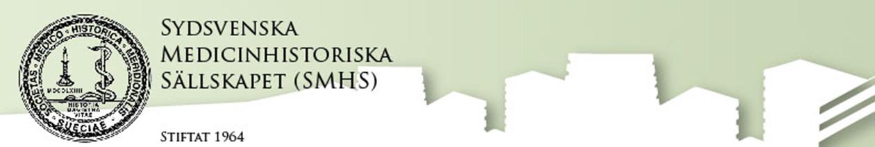 Sydsvenska Medicinhistoriska Sällskapet (SMHS)